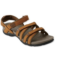 Boothbay Sandals, Leather