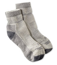Men's Cresta Hiking Socks, Midweight Quarter Crew, Two-Pack