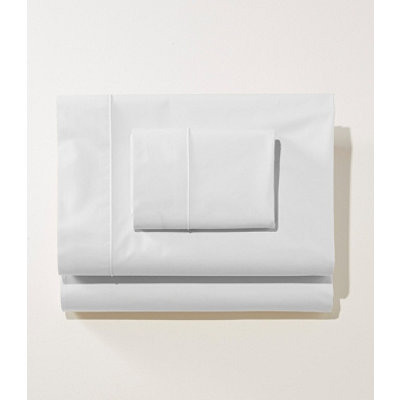 Sunwashed Percale Pillowcases, Set of Two