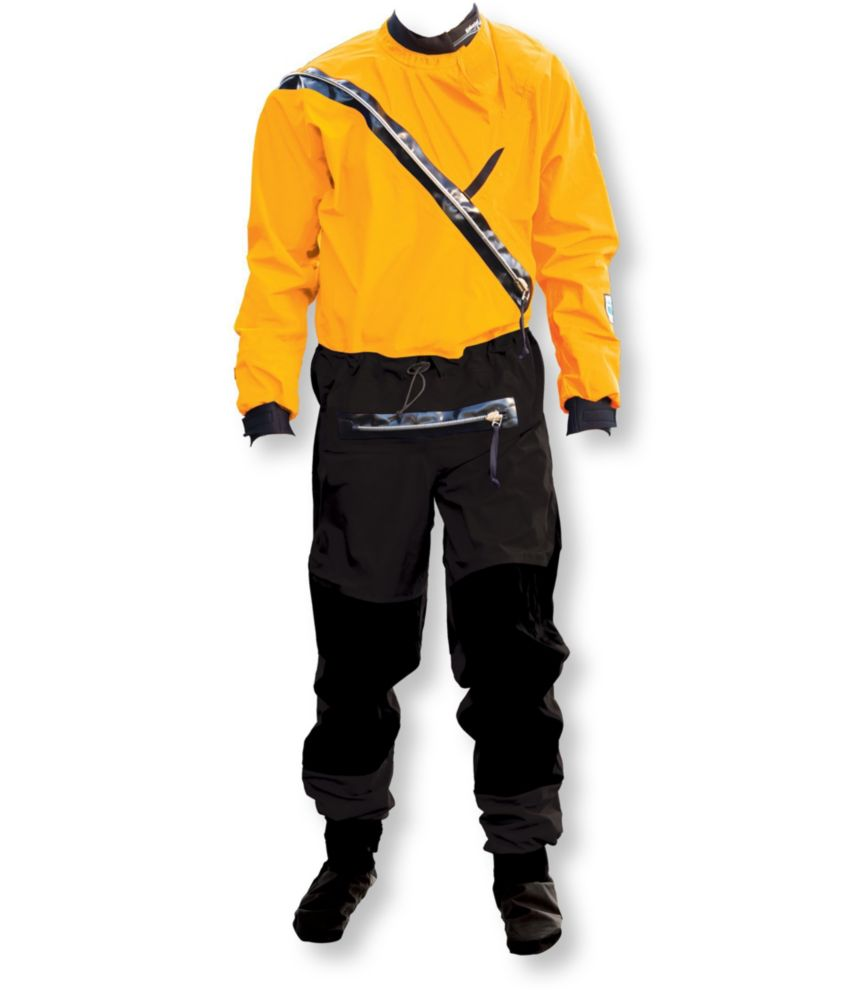 Kokatat Gore-Tex Front Entry Dry Suit with Relief Zipper