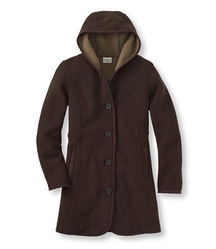 Ll bean womens coats