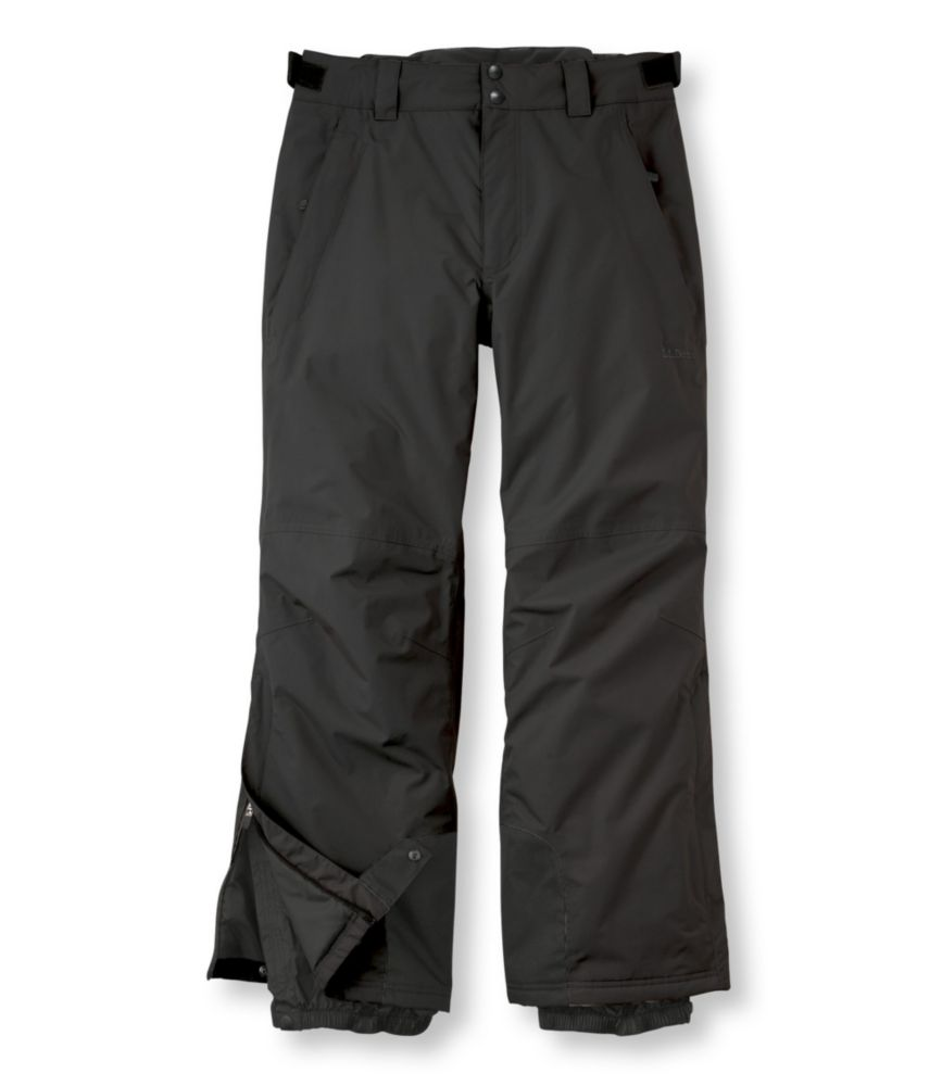 L.L. Bean Waterproof Snow Pants