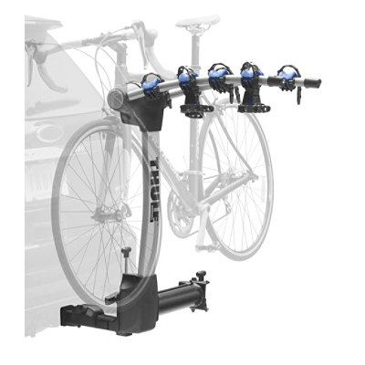 Thule� Apex 9027 Swing Hitch-Mount Bike Carrier, Four-Bike