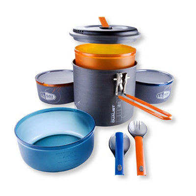 GSI Outdoors� Pinnacle Dualist Cook System