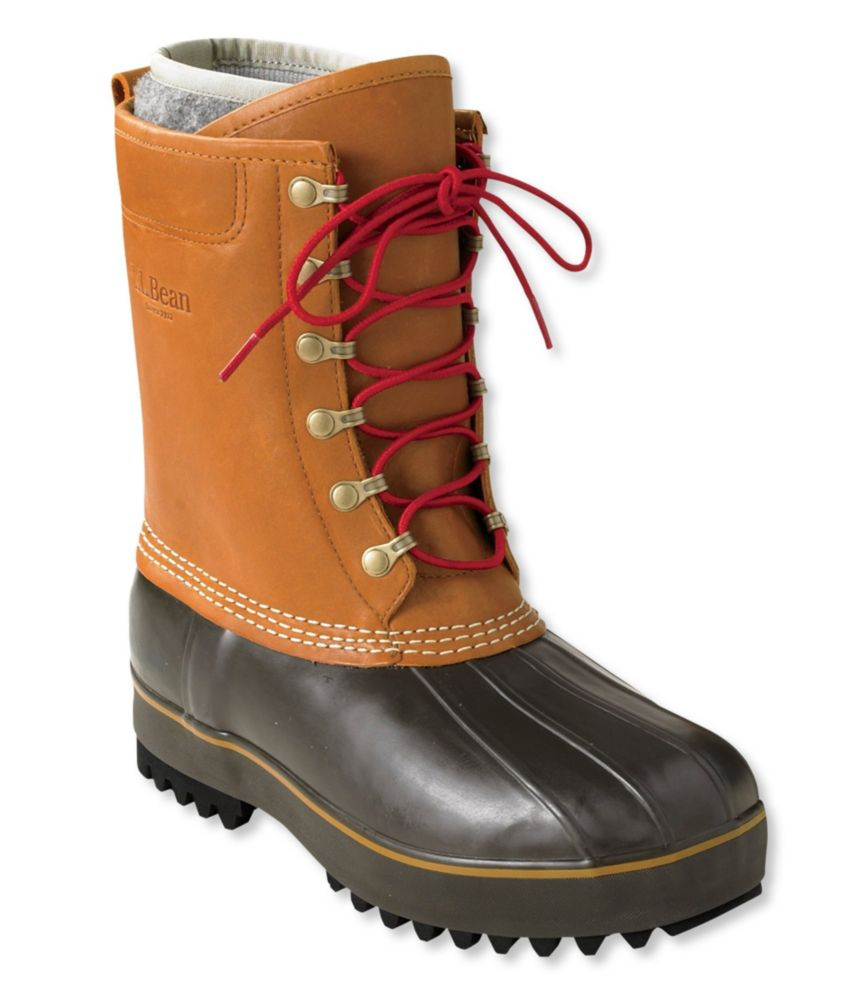 photo: L.L.Bean Maine Pac Boot winter boot