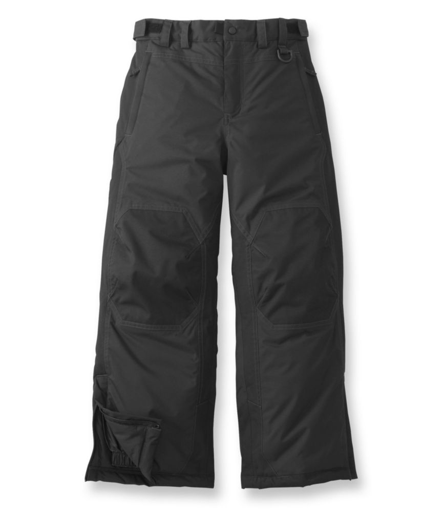 photo: L.L. Bean Glacier Summit Waterproof Pants