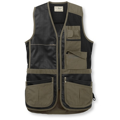 Bean's Shooting Vest