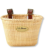 Nantucket Bike Basket Co. Lightship Bike Basket