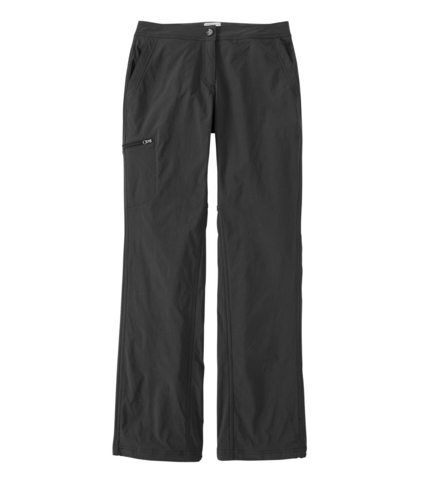 photo: L.L.Bean Girls' Comfort Trail Pants, Lined