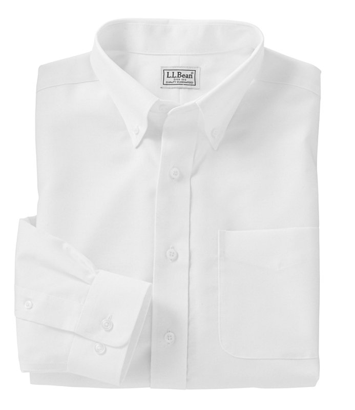 Add your logo to our Everyday Dress Shirt at L.L.Bean Direct to ...