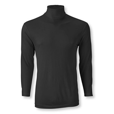 Men's Silk Underwear, Turtleneck