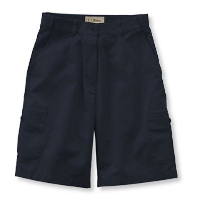 Bayside Twill Cargo Shorts, Original Fit Hidden Comfort Waist 9""