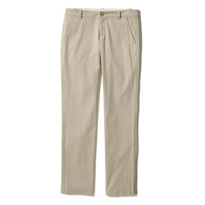 Signature Washed Twill Pant