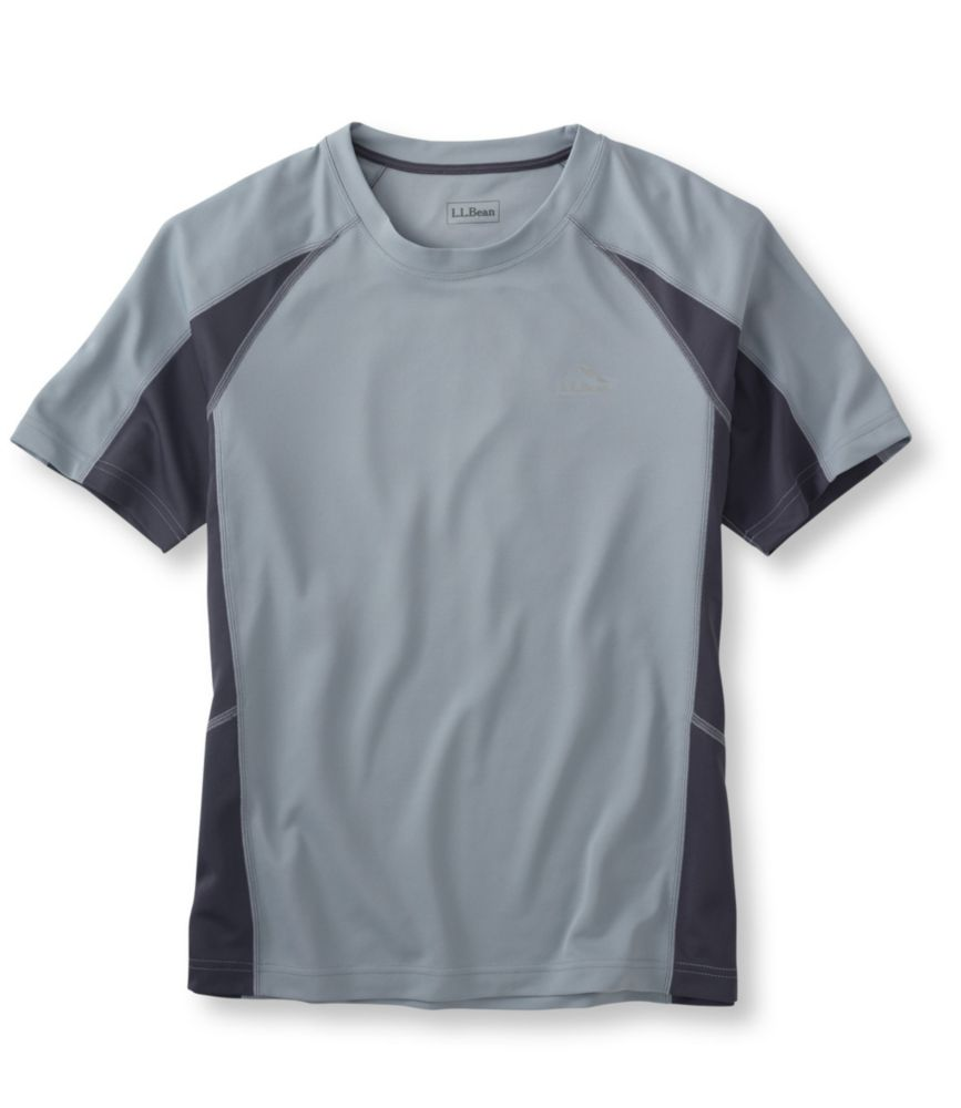 photo: L.L.Bean Ridge Runner Short-Sleeve Crewneck