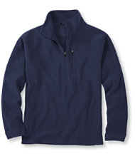 Men's Bean's Fitness Fleece, Traditional Fit Quarter-Zip