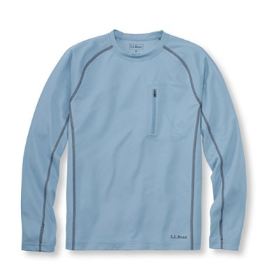 Cool Weave Technical Fishing Shirt, Long-Sleeve