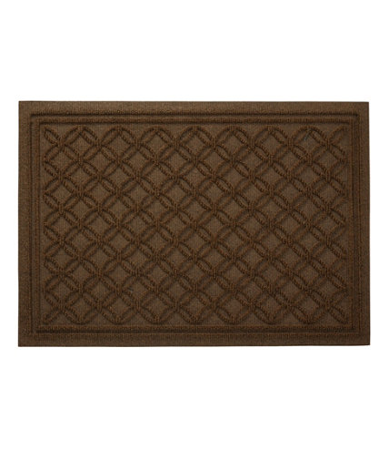 Indoor Outdoor Waterhog Mat Locked Circles Free