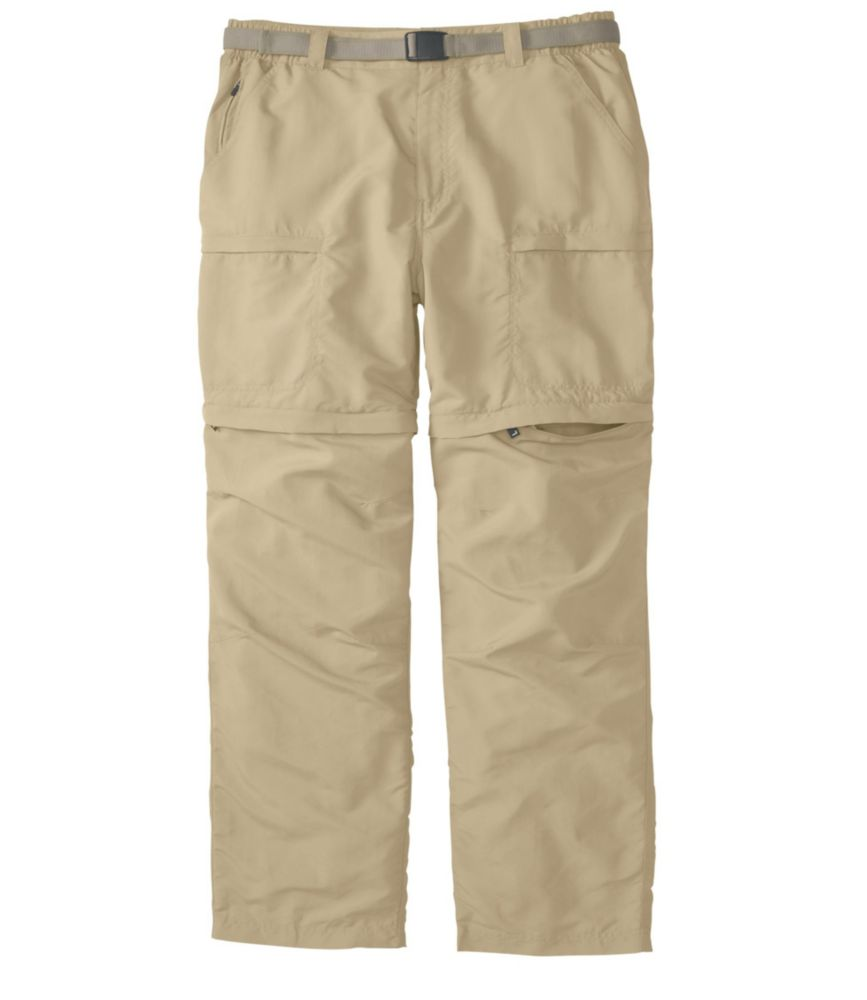 L.L.Bean No Fly Zone Zip-Leg Pants