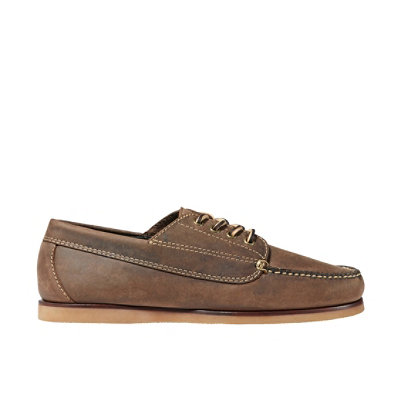 Signature Jackman Blucher Moc, Leather