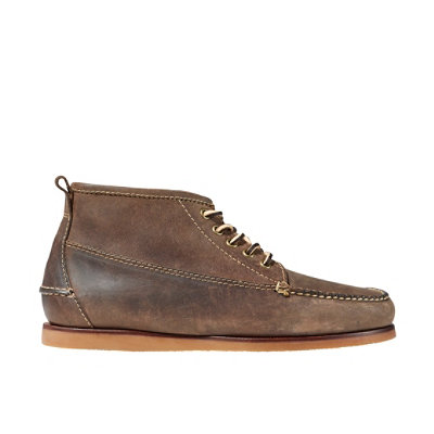 Signature Jackman Ranger Moc, Leather