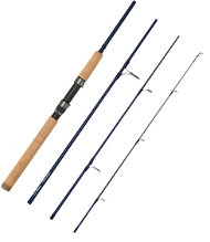 Travel Series Spinning Rods, Four-Piece