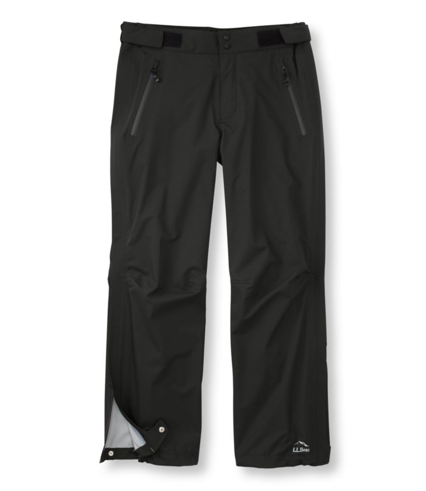 photo: L.L.Bean Pathfinder Waterproof Pant waterproof pant