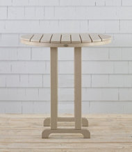 "All-Weather Counter-Height Table, 36"" Round"