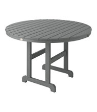 All-Weather Dining Table, Round 48""