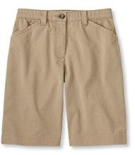 Easy Stretch Shorts, Twill