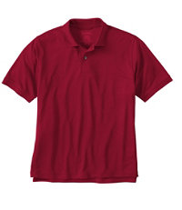 Lightweight Sport Polo