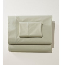 Premium Egyptian Percale Pillowcases/Set of 2