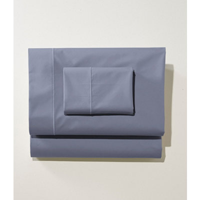 Premium Egyptian Percale Pillowcases, Set of Two