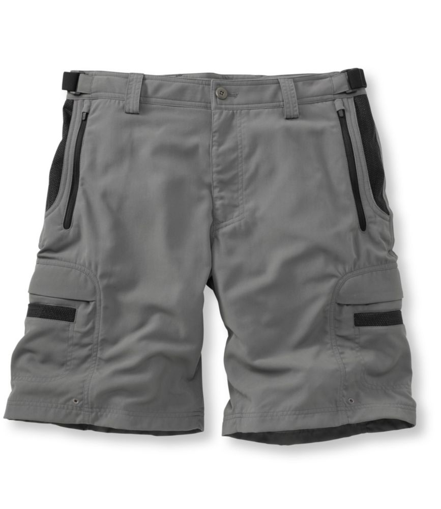 photo: L.L. Bean Technical Fishing Shorts