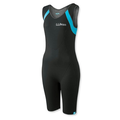 Women's Superstretch Titanium Sleeveless Shorty Wet Suit