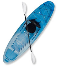 Cascadia Sit-on-Top Kayak Package