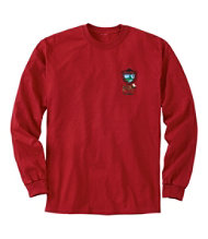Maine Inland Fisheries and Wildlife Tee, Long-Sleeve Moose