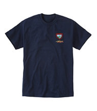 Men's MIF&W Tee, Short-Sleeve Brook Trout
