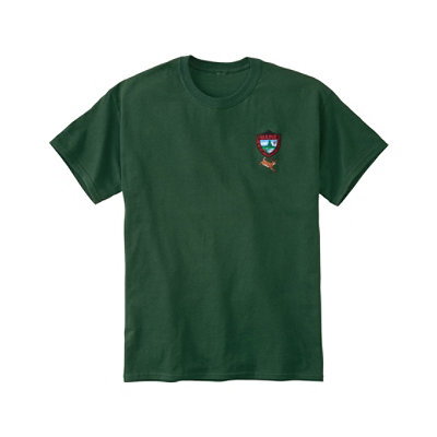 Maine Inland Fisheries and Wildlife Tee, White-Tailed Deer