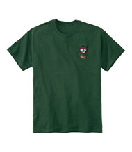 Men's MIF&W Tee, White-Tailed Deer