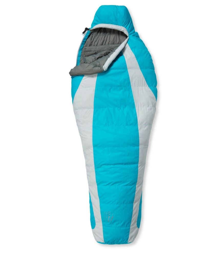photo: L.L.Bean Women's Down Sleeping Bag with DownTek, Mummy 0°