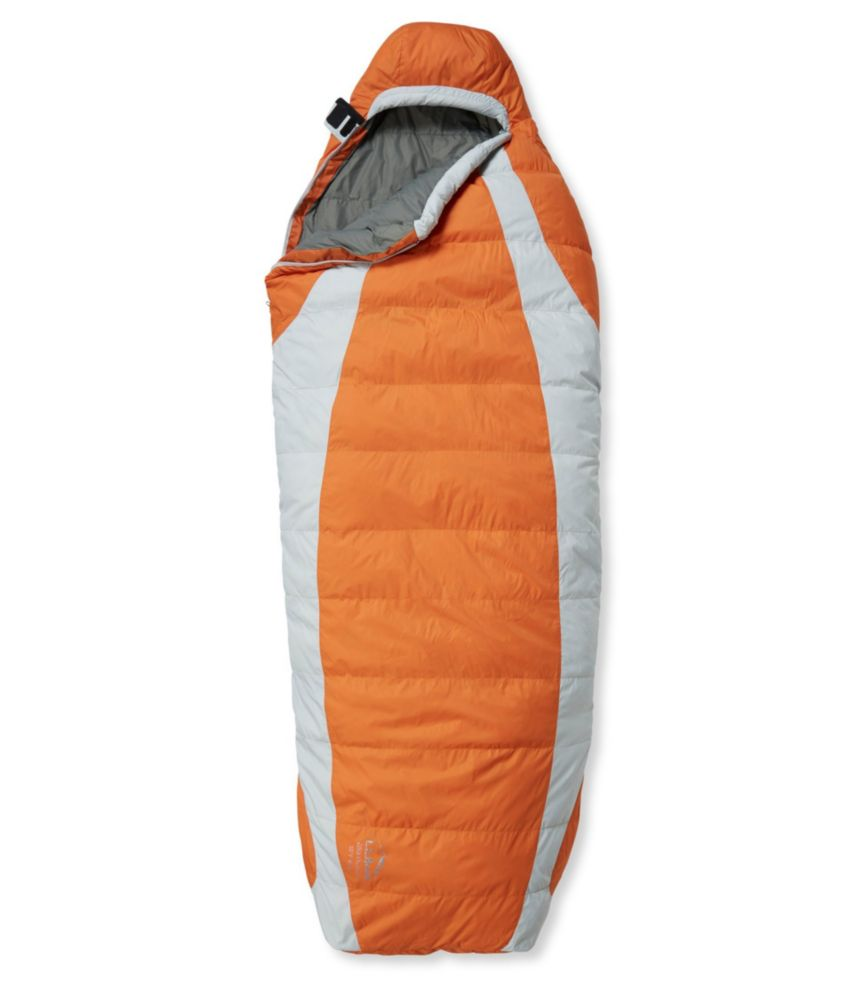 photo: L.L.Bean Down Sleeping Bag with DownTek, Semi-Rectangular 35°