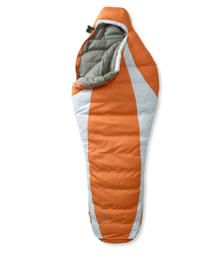 photo: L.L.Bean Men's Down Sleeping Bag with DownTek, Mummy 20°