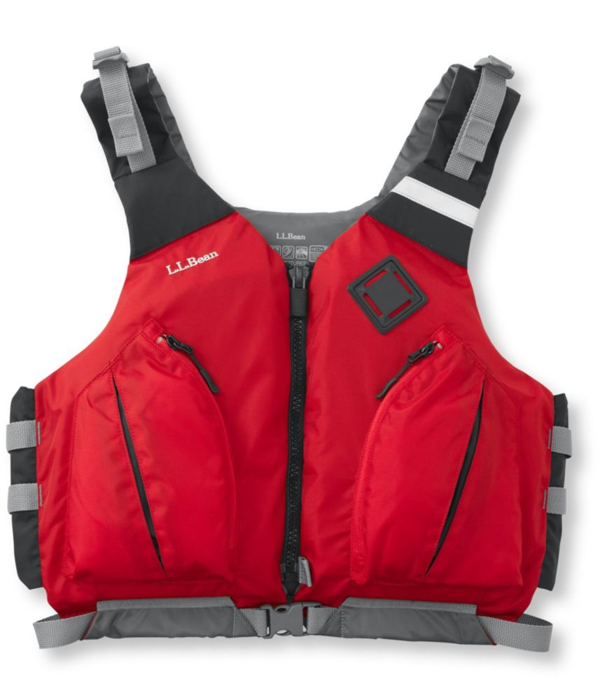 photo: L.L.Bean Discovery PFD life jacket/pfd