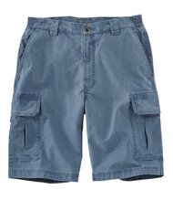 Tropic Weight Cargo Shorts, Comfort Waist 10""