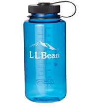 Nalgene Wide Mouth Water Bottle, 32 oz.