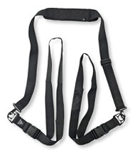 Stand-Up Paddleboard Strap Carry System