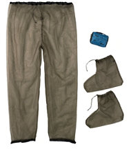 Sea to Summit Bugwear Pant and Socks