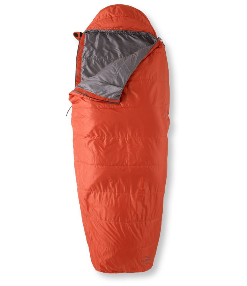 photo: L.L.Bean Ultralight Sleeping Bag, 35° warm weather synthetic sleeping bag