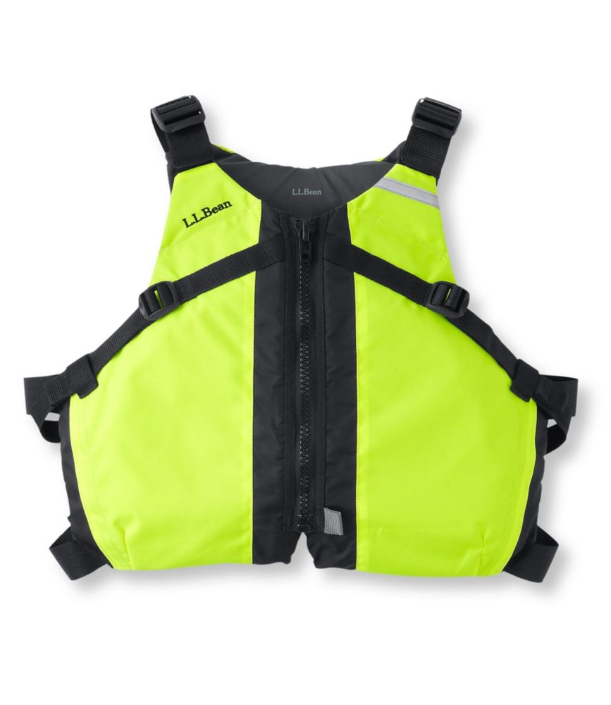 L.L.Bean Universal Fit Mesh Back PFD