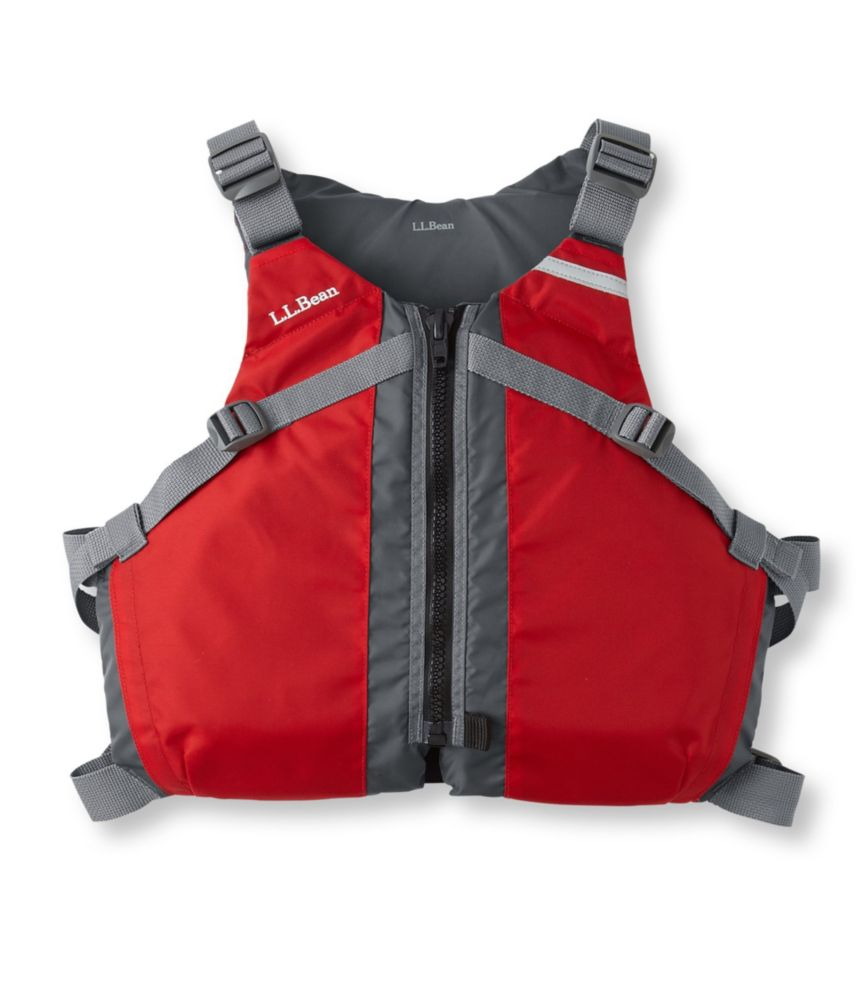 photo: L.L.Bean Universal Fit Mesh Back PFD